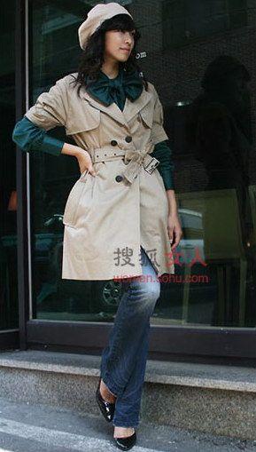 熟女入秋4款裤装精选 穿出高贵气质